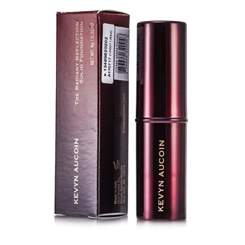 Kevyn Aucoin The Radiant Reflection Solid Foundation - # 04 Christy (Warm Golden Shade For Medium Complexions)  9g/0.32oz