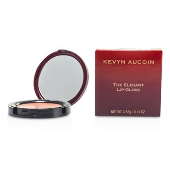 Kevyn Aucoin The Elegant Gloss Labial - # Molasses (Warm Taupe Apricot)  3.65g/0.13oz