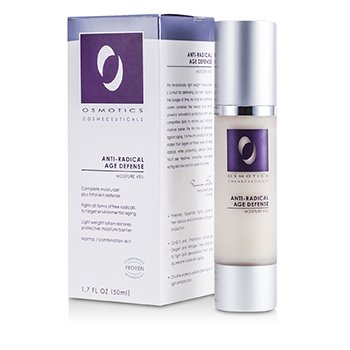 Osmotics Anti-Radical Velo Hidratante Antienvejecimiento 5503  50ml/1.7oz