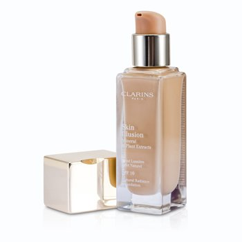 Skin Illusion Natural Radiance Foundation SPF 10  30ml/1oz