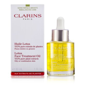 Face Treatment Oil - Lotus  30ml/1oz