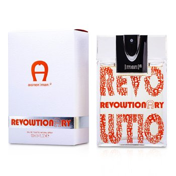 Man 2 Revolutionary Eau De Toilette Spray  100ml/3.4oz