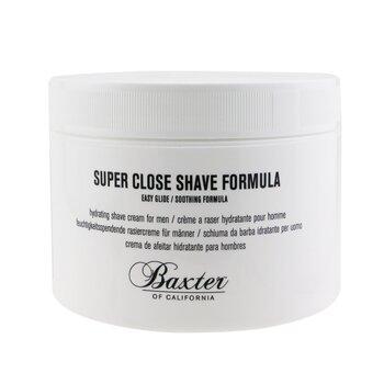 Super Close Shave Formula (Jar)  240ml/8oz