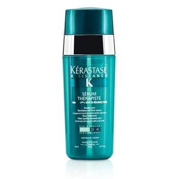 Resistance Serum Therapiste Dual Treatment Fiber Quality Renewal Care (Extremely Damaged Lengths and Ends)  30ml/1.01oz