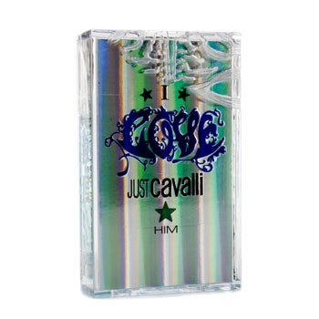 Roberto Cavalli Just Cavalli I Love Him Eau De Toilette Spray  30ml/1oz