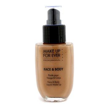 Make Up For Ever Face & Body Liquid Make Up - #42 (Honey)  50ml/1.69oz