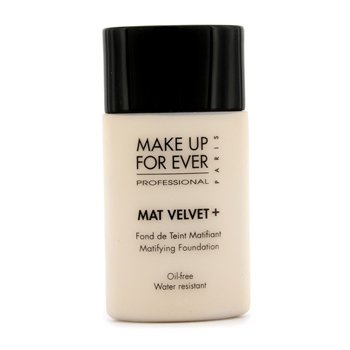 Make Up For Ever Mat Velvet + Matifying Foundation - #20 (Ivory)  30ml/1.01oz