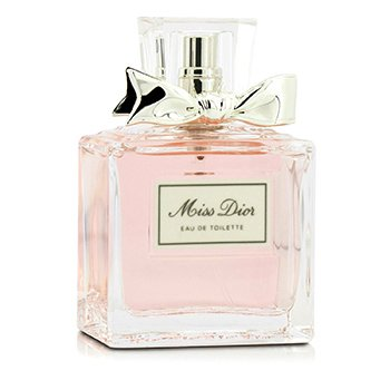 Miss Dior Eau De Toilette Spray (New Scent)  50ml/1.7oz