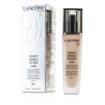 Lancome Teint Idole Ultra 24H Wear & Comfort Foundation SPF 15 - # 010 Beige Porcelaine  30ml/1oz