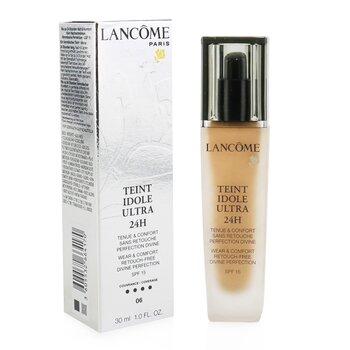 Lancome Teint Idole Base Ultra Confort & Uso de 24H SPF 15 - # 06 Beige Cannelle  30ml/1oz
