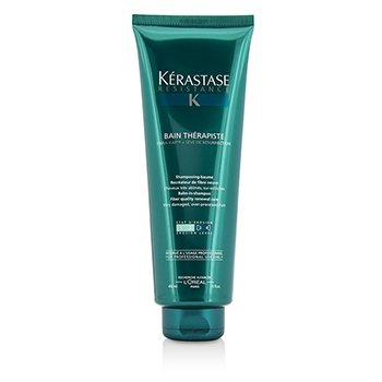Resistance Bain Therapiste Balm-In -Shampoo Fiber Quality Renewal Care (For Very Damaged, Over-Porcessed Hair)  450ml/15oz