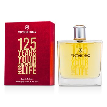 Victorinox 125 Years Eau De Toilette Spray  100ml/3.4oz