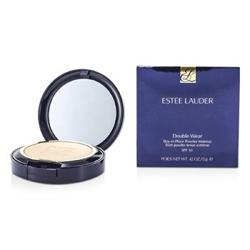 Estee Lauder New Double Wear Stay In Place Powder Makeup SPF10 - No. 03 Outdoor Beige (4C1)  12g/0.42oz