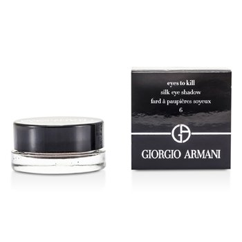 Giorgio Armani Eyes To Kill Silk Sombra de Ojos - # 06 Khaki Pulse  4g/0.14oz