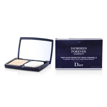 Christian Dior Diorskin Forever Compact Flawless Perfection Fusion Wear Makeup SPF 25 - #023 Peache  10g/0.35oz