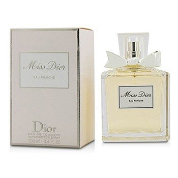 Christian Dior Miss Dior Eau Fraiche Eau De Toilette Spray  100ml/3.3oz