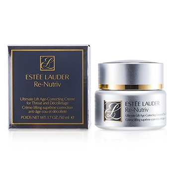 Estee Lauder Re-Nutriv Ultimate Lift Crema Antienvejecimiento Para Cuello y Escote  50ml/1.7oz