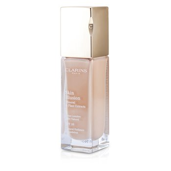 Skin Illusion Natural Radiance Foundation SPF 10 30ml/1.1oz