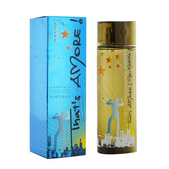 That's Amore Dance Eau De Toilette Spray  75ml/2.5oz