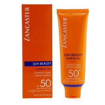 Sun Beauty Comfort Touch Cream Gentle Tan SPF 50  50ml/1.7oz