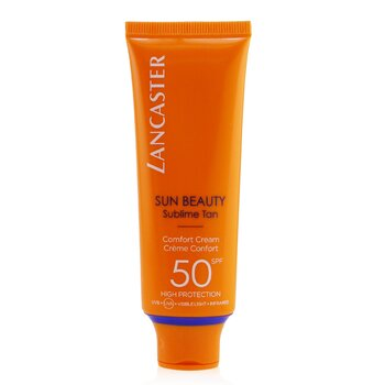 Sun Beauty Comfort Touch Cream Gentle Tan SPF 50  50ml/1.7oz