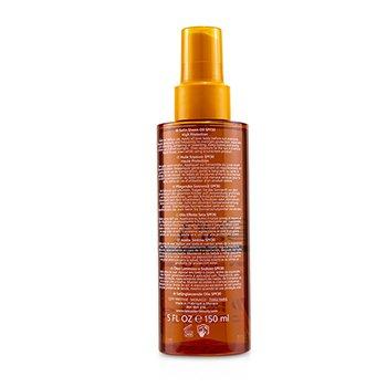 Sun Beauty Satin Sheen Oil Fast Tan Optimizer SPF 30  150ml/5oz