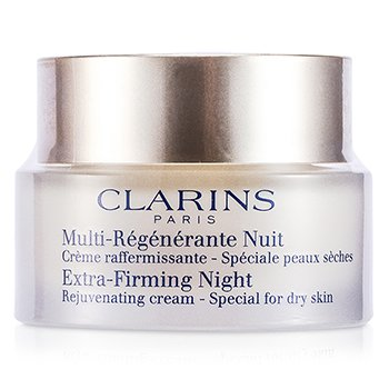 Clarins Extra-firming Night Rejuvenating Cream-special For Dry Skin Blushing Belle MIKA Sugar Scrub from WoodWick