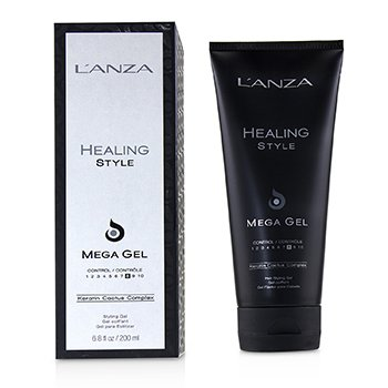 Healing Style Mega Gel (Control 8)  200ml/6.8oz