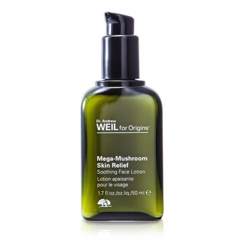 Origins Dr. Andrew Mega-Mushroom Skin Relief Soothing Face Lotion  50ml/1.7oz