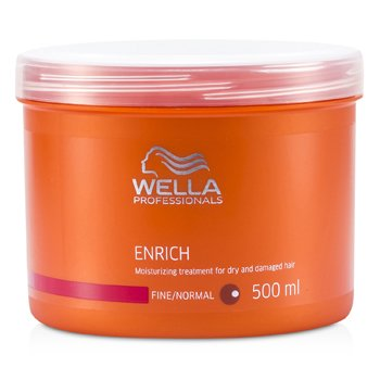 Enrich Moisturizing Treatment For Dry & Damaged Hair (Fine/Normal)  500ml/16.7oz