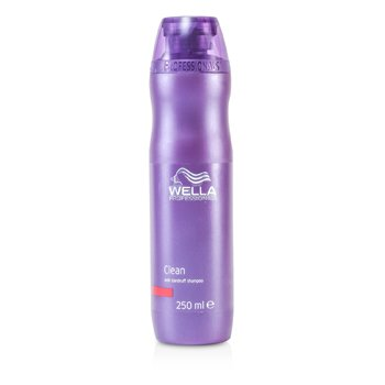 Wella Clean Anti-Dandruff Shampoo  250ml/8.4oz