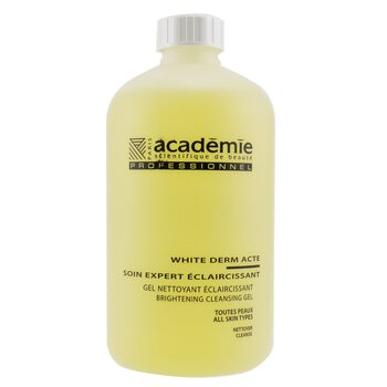 White Derm Acte Brightening Rensegele (Salongstr.)  500ml/16.9oz