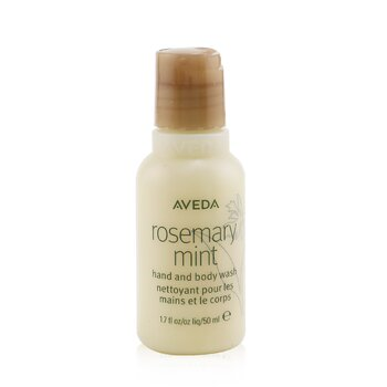 Aveda Rosemary Mint Hand & Body Wash  50ml/1.7oz