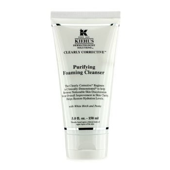Kiehl's Clearly Corrective Purifying Foaming Cleanser  150ml/5oz