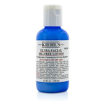 Kiehl's Loci�n Ultra Facial Libre de aceites  (Piel Normal y Grasa)  125ml/4oz