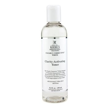Kiehl's Tônico Clearly Corrective White Clarity-Activating Toner  250ml/8.4oz