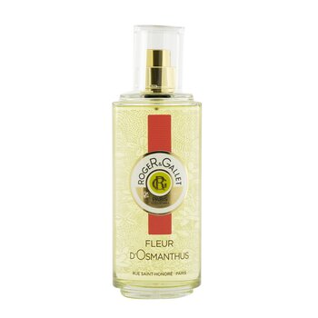 Roge & Gallet Fleur d' Osmanthus Fresh Fragrant Water Vaporizador  100ml/3.3oz