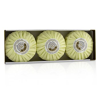 Fleur d' Osmanthus Perfumed Soap Coffret  3x100g/3.5oz