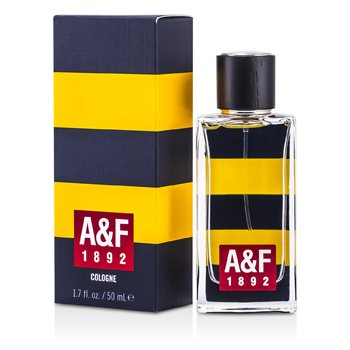 Abercrombie & Fitch 1892 Yellow Eau De Cologne Spray  50ml/1.7oz