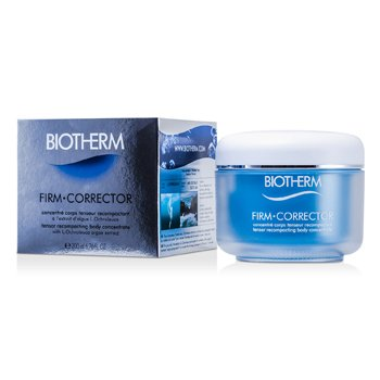 Biotherm Creme Fortalecedor e Firmador Firm Corrector Tensor Recompacting Body Concentrate  200ml/6.76oz