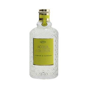 4711 Acqua Colonia Lemon & Ginger Eau De Cologne Vaporizador  170ml/5.7oz