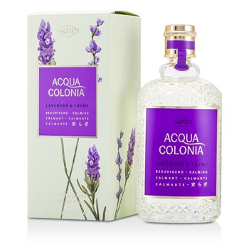 4711 M�ska woda kolo�ska EDC Spray Acqua Colonia Lavender & Thyme  170ml/5.7oz