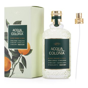 Acqua Colonia Blood Orange & Basil Eau De Cologne Spray  170ml/5.7oz