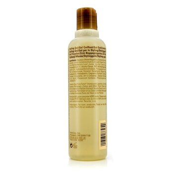 Flax Seed Aloe Strong Hold Sculpturing Gel  250ml/8.5oz