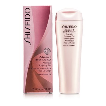 Shiseido Advanced Body Creator Gel Aromático Moldeador - Anti Celulítis  200ml/6.7oz
