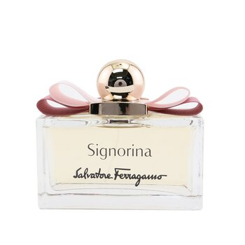 Salvatore Ferragamo Signorina Eau De Parfum Spray  100ml/3.4oz