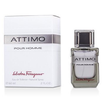 Salvatore Ferragamo Attimo Eau De Toilette Spray  60ml/2oz