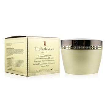 Ceramide Premiere Intense Moisture and Renewal Overnight Regeneration Cream  50ml/1.7oz