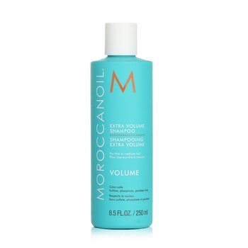 Moroccanoil Extra Volume Shampoo (For Fine Hair)  250ml/8.5oz