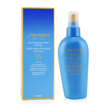 Spray Protección Solar sin Aceite SPF15  150ml/5oz